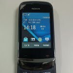 Nokia C2-06 dual-SIM slider leaks out