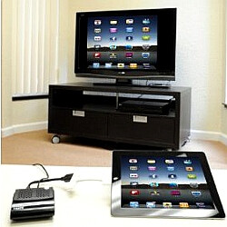 HDelight streams Full HD conent wirelessly from the iPad for $140