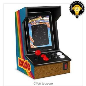 iCADE arcade cabinet for iPad now available for pre-order