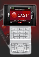 LG VX9400 Mobile TV phone launched