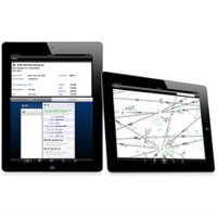 iPad application turns the tablet into a pilot's best friend
