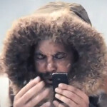 New ad shows that the Samsung Galaxy S II won't leave you in the cold