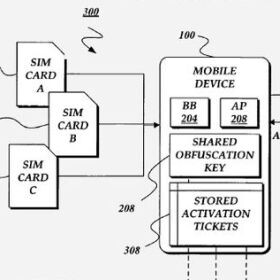 Apple wins a patent for their wireless activation process