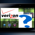 Verizon deciding on whether or not to carry the BlackBerry PlayBook