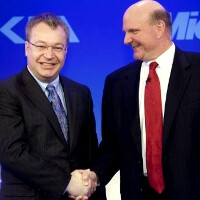 The Nokia Windows Phone agreement signed