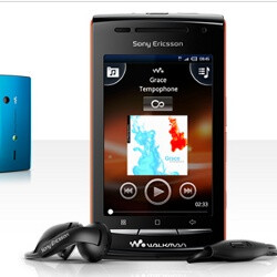 Sony Ericsson W8: welcome the first Walkman phone on Android