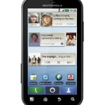 Motorola Defy users can now upgrade to Android 2.2
