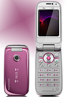 Sony Ericsson Z750 is the company's first HSDPA phone