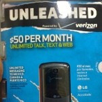 Verizon Unleashed phones appear at some Best Buy stores
