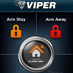Control your home alarm from your smartphone using Viper SmartStart