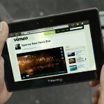 RIM's first ad for the BlackBerry PlayBook hits the airwaves