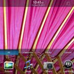 BlackBerry PlayBook QNX Platform Walkthrough