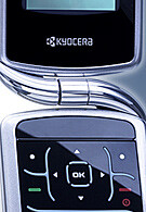 Kyocera announces five new CDMA phones