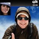 Qik app for Android is updated to support video chat across various platforms