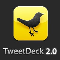 TweetDeck 2.0 now available on the App Store; iPad version upgrade coming soon