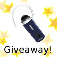 Giveaway: Samsung Modus HM6450 Bluetooth headsets!