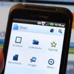 Google Docs added to Android apps