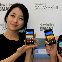 Samsung Galaxy S II launched in Korea, 120 countries to follow