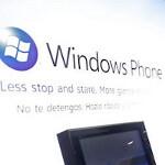 Windows Phone gaining momentum against BlackBerry OS