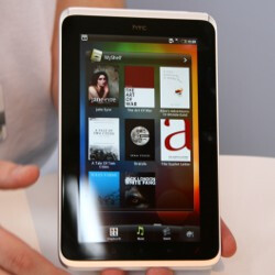 HTC Flyer Wi-Fi-only model passes the FCC test