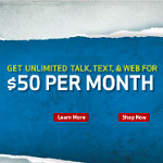 Verizon's $50 unlimited pre-paid service is now Unleashed on the public