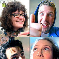 Fring launches four-way group video chat for iOS and Android