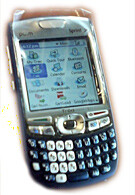 Sprint PCS gets Treo 755p to upgrade the 700p
