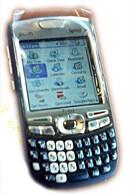 Sprint PCS gets Treo 755p to upgrade the 700p