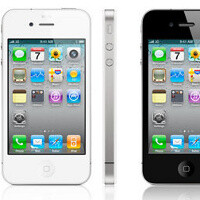 White iPhone 4: beautiful, but thicker