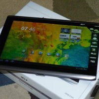 Acer ICONIA TAB A500 Unboxing