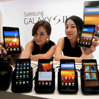 Sammy plans to sell 10 million Samsung Galaxy S II units this year