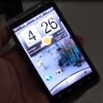 HTC ThunderBolt very close to receiving OTA update from Verizon