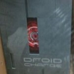 Samsung DROID Charge spotted at Walmart