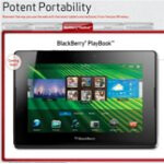 "BlackBerry PlayBook is listed in Verizon's 2011 winter consumer guide as ""coming soon"""