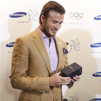 David Beckham hired as global brand ambassador by Samsung