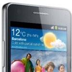 Roughly 120,000 Samsung Galaxy S II handsets sold in South Korea in the first three days