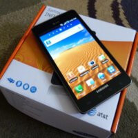 Samsung Infuse 4G Unboxing