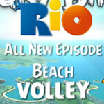Rovio releases a YouTube clip of Angry Birds Rio Beach Volleyball