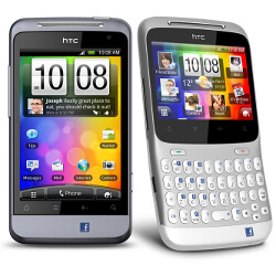 HTC ChaCha and HTC Salsa available for pre-order in the UK, to launch on June 26