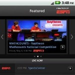 WatchESPN app now streaming ESPN to Android devices