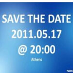 Nokia is holding an event on May 17th in Athens - maybe in regards to WP7?