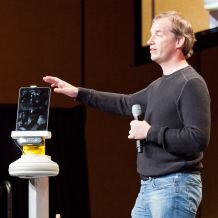 iRobot will use Android tablets to power service robots