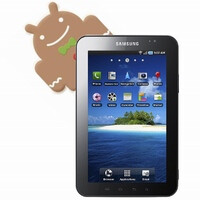The original Samsung Galaxy Tab gets treated to a Gingerbread update