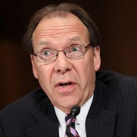 Sprint CEO Dan Hesse vigorously attacked the AT&T-T-Mobile merger in the Senate