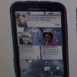 """T-Mobile is going to sell only the Motorola DEFY in """"all black"""" going forward"""