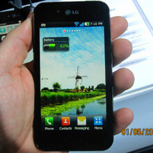 LG Optimus Black available for free at T-Mobile UK