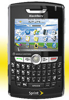 Sprint PCS also gets BlackBerry 8830