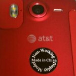 HTC Inspire 4G is well red at Radio Shack