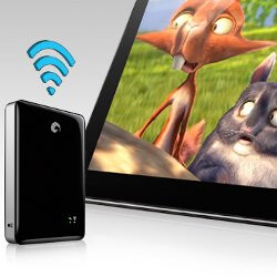 Seagate GoFlex Satellite Wi-Fi portable HDD flexes 500GB of digital muscle at iDevices
