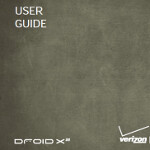 Motorola web site for DROID X2 support goes live, includes link to User Guide